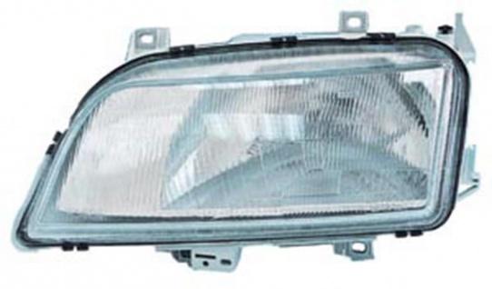 H4 Scheinwerfer links TYC für VW Sharan 7M 95-00