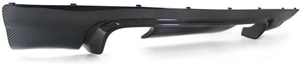 Carbon Heck Diffusor Einsatz passend für E46 M3 Heckstoßstange