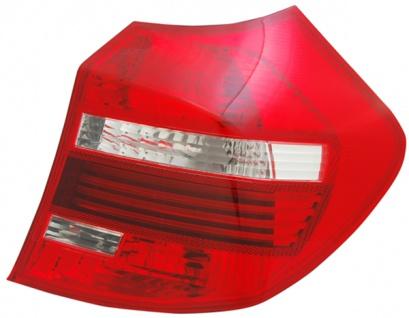 LED RÜCKLEUCHTE / HECKLEUCHTE ROT RECHTS TYC FÜR BMW 1ER E81 E87 07-12