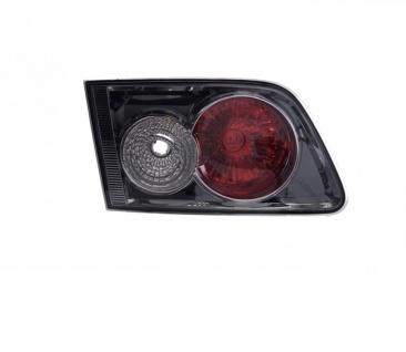 Rückleuchte / Heckleuchte chrom links TYC für Mazda 6 Kombi 05-07