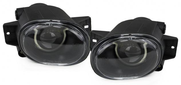 Klarglas Nebelscheinwerfer rechts + links H3 für Seat Leon Toledo 1M 99-06