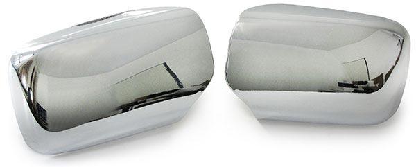 Spiegel Kappen Abdeckungen Cover chrom für BMW 3ER E36 91-98