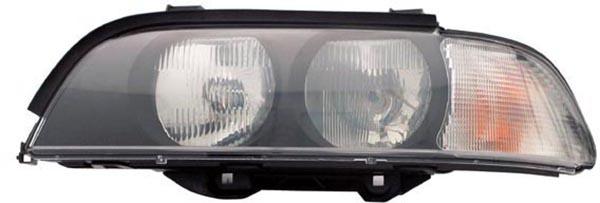 H7 / HB3 Scheinwerfer weiß links TYC für BMW 5er E39 95-00