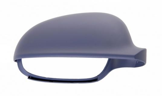 Spiegelkappe grundiert rechts für Skoda Superb 3U4 06-08 - Vorschau