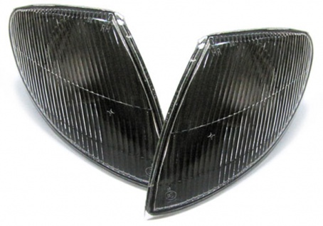 Schwarze Blinker für Renault Megane 96-99