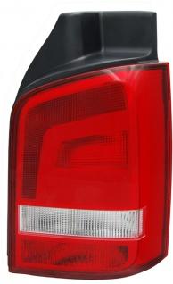 Rückleuchte / Heckleuchte rot klar rechts TYC für VW Bus Transporter T5 09-