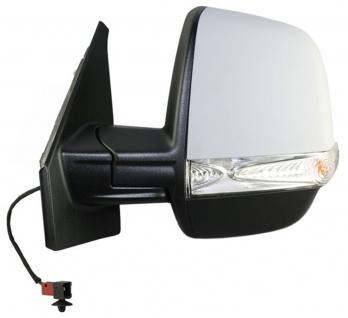 Außenspiegel elektrisch links für FIAT Doblo 10-