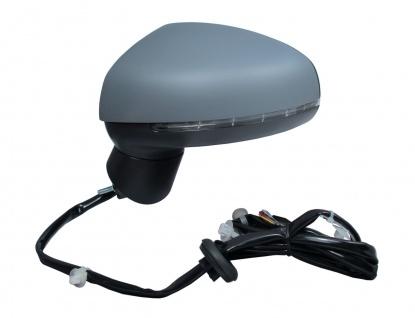 Außenspiegel elektrisch links für AUDI A1 8X 10-