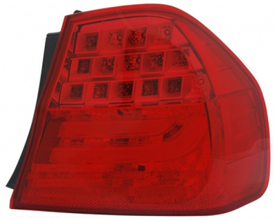 LED Rückleuchte / Heckleuchte Aussen rechts TYC für BMW 3ER Limousine E90 08-11