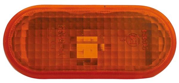 Seitenblinker orange re=li TYC für VW Bus Transporter T5 03-07