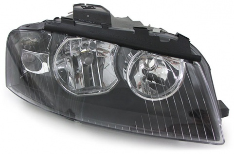 Scheinwerfer H7 H7 rechts für Audi A3 8P 03-08 - Vorschau