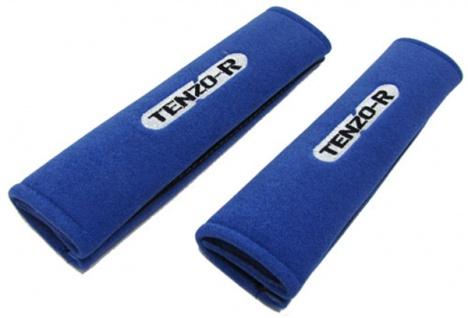 Gurtpolster Gurtschoner Paar blau Tenzo-R
