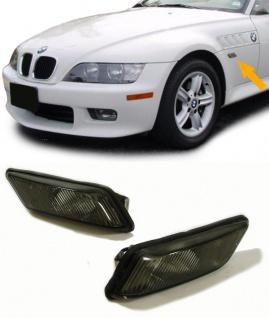 Seitenblinker schwarz für BMW Z3 96-02