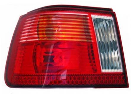 Rückleuchte / Heckleuchte Aussen links TYC für Seat Ibiza III 6K 99-02