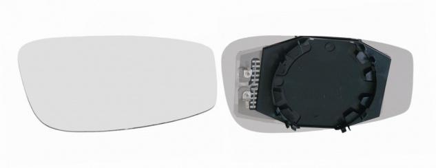 Spiegelglas beheizbar links für FIAT Idea 03-