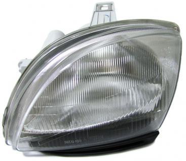 H4 Scheinwerfer links für FIAT Seicento - Vorschau 2