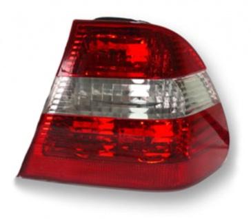 Rückleuchte rot klar rechts für BMW 3ER E46 Limousine ab 2001