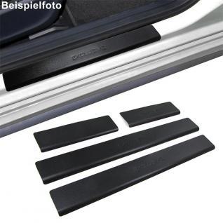 Einstiegsleisten Schutz schwarz Exclusive für VW Passat 3BG 00-05 - Vorschau 2
