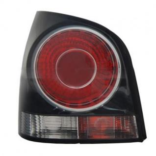 Rückleuchte schwarz links für VW Polo 9N3 05-09