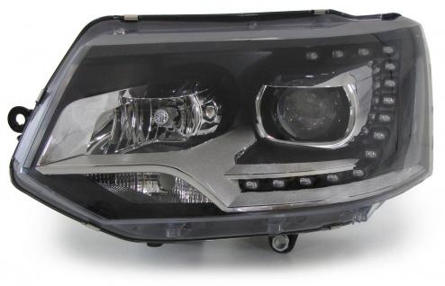 BI Xenon Scheinwerfer DS3 H7 mit Motor links für VW T5 Bus Transporter 11-15