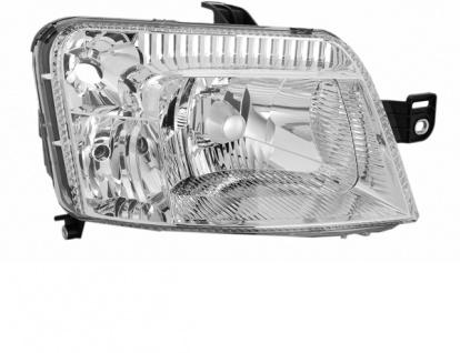 H4 Scheinwerfer rechts TYC für FIAT Panda 169 09-