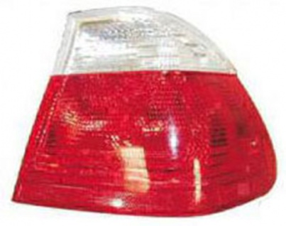 Rückleuchte rot weiß klar rechts für BMW 3ER E46 Coupe 99-03