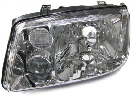 H4 H3 Scheinwerfer links für VW Bora 98-05
