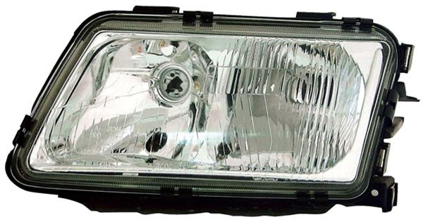 H1 / H7 Scheinwerfer links TYC für Audi A3 8L 96-00 - Vorschau 2
