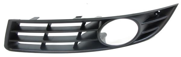Nebelscheinwerfer Blende Abdeckung links für VW Passat 3C 05-10 - Vorschau 1