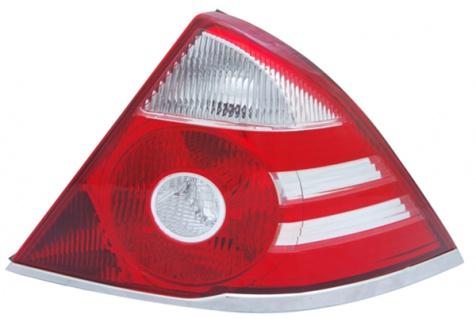 Rückleuchte / Heckleuchte weiß rechts TYC für Ford Mondeo III 05-07