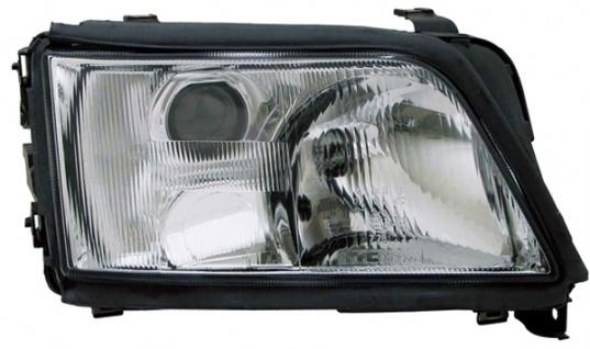 H1 / H1 Scheinwerfer rechts TYC für Audi A6 C4 94-97