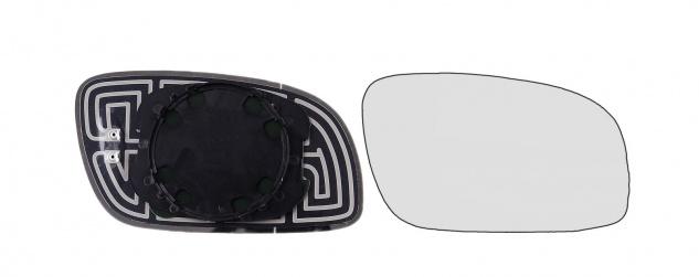 Spiegelglas beheizbar rechts für VW Touran 1T 03-09