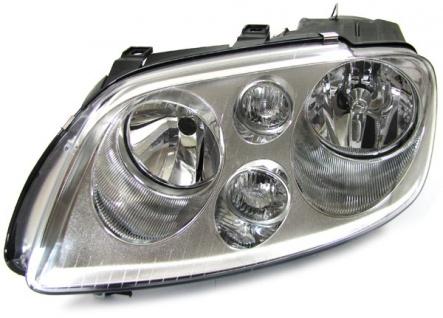H7 H7 Scheinwerfer mit Stellmotor links für VW Touran 03-06 + Caddy 04-10