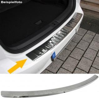 Ladekantenschutz Stoßstangenschutz Edelstahl für Ford Focus 3 Turnier ab 11