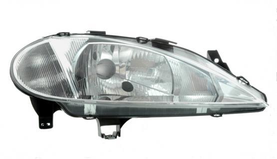 H4 Scheinwerfer rechts TYC für Renault Megane I Coupe Cabrio 99-03 - Vorschau 2