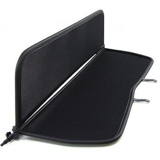 Windschott Windschutz schwarz für Peugeot 307 CC 03-08
