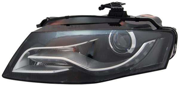 D3S / LED BI Xenon Scheinwerfer links TYC für Audi A4 8K 07-11