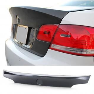 Heckspoiler Sportausführung Ducktail CSL Look für BMW 3er E92 Coupe ab 06