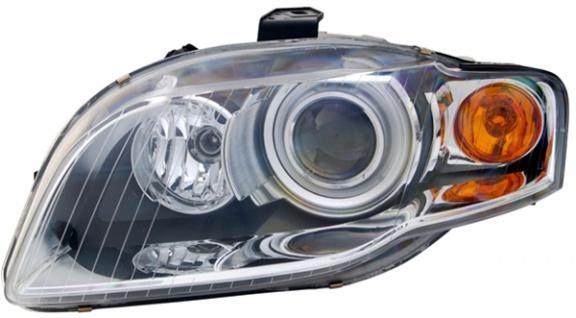 D1S BI Xenon Scheinwerfer links TYC für Audi A4 8E 04-08
