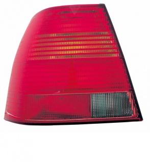 Rückleuchte / Heckleuchte rot links TYC für VW Bora Limousine 1J 98-05