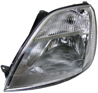 H4 Scheinwerfer links für Ford Fiesta 02-05