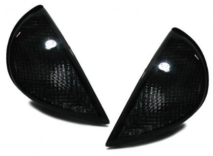 Schwarze Blinker für FIAT Seicento 98-01