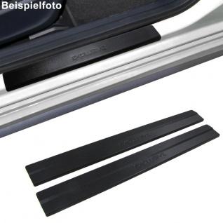 Einstiegsleisten Schutz schwarz Exclusive für ALFA Romeo 147 00-10 - Vorschau 2