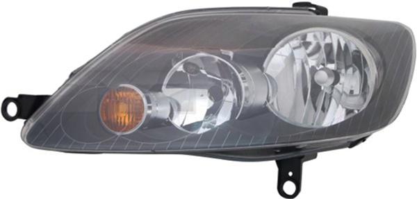 H7 H7 Scheinwerfer links für VW Golf 5 Plus ab 05