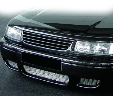 Grill Kühlergrill ohne Emblem für VW Passat 35i B4 93-97