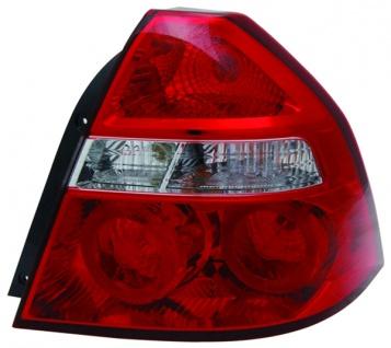 Rückleuchte / Heckleuchte rechts TYC für Chevrolet Aveo Limousine 05-