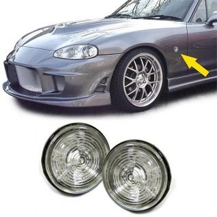 ** Klarglas Seitenblinker für Mazda MX5 NA NB NBFL 90-05