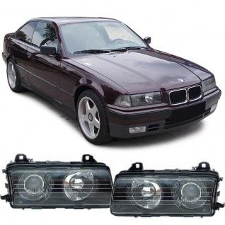 Scheinwerfer H1 H1 links + rechts für BMW 3er E36 90-94