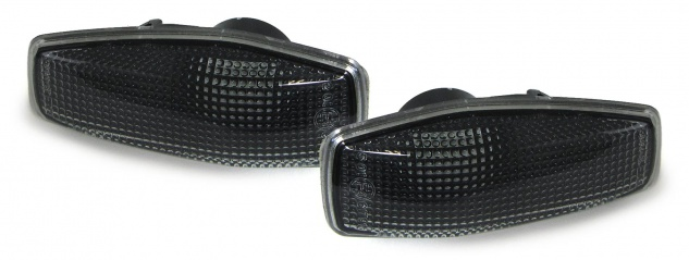 Seitenblinker smoke schwarz Paar für Hyundai Getz 02-09 Tucson i10 XG30 Matrix