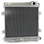Aluminium Wasser Kühler für BMW 3ER E30